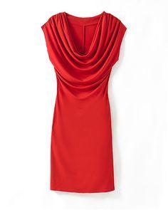 fabulous red dress!
