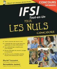 Muriel Toussaint et Bernadette Jaulent - IFSI pour les nuls - Concours. - Agrandir l'image