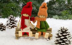 merry christmas, ornaments,  christmas tree, dolls, decoration, new year, toys фото