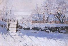 The Magpie (Monet) - Wikipedia, the free encyclopedia