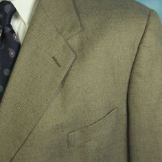 REPP Ltd Mens 58 R Hopsack Woven Silk Worsted Wool Blazer Sportcoat Jacket EXC #REPP #TwoButton