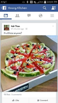 Fruitizza.