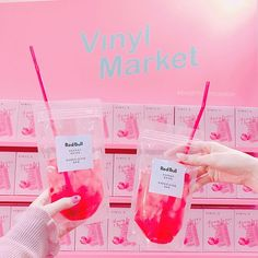 Find images and videos about pink, aesthetic and pink aesthetic on We Heart It - the app to get lost in what you love. Imagenes Color Pastel, Pink Foods, Pink Bubbles, Kawaii Accessories, Event Themes, Smoothie Drinks, Bubble Tea, Candyland, Pink Aesthetic