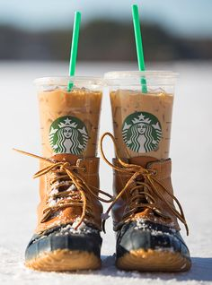 Classy Girls Wear Pearls: Winter Weekend We had to pin the starbucks in the boots pic...just too cute! #blog #starbucks #coffee