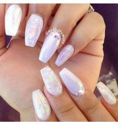 Beautiful nail art designs that are just too cute to resist. It's time to try out something new with your nail art. Fancy Nails, Cute Nails, Pretty Nails, Diy Unicorn, Unicorn Nails, Nail Art Designs, Acrylic Nail Designs, Acrylic Nails, Hair And Nails