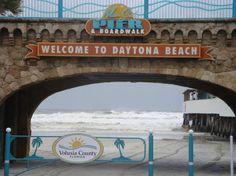 Daytona Beach ~ oh hey I was there!  BIKE WEEK 2006!  Had the best time ever!