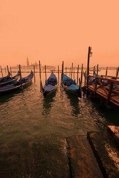 Dawn - Venice, Italy