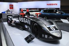 Nissan DeltaWing Racer Live Photos: 2012 Los Angeles Auto Show Sport Cars, Race Cars, Delta Wing, Le Mans, Motor Car, Nissan, Automobile, Racing, Live Photos