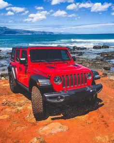 Red Jeep Wrangler, Jeep Wrangler Renegade, Jeep Rubicon, Jeep Wrangler Unlimited, Jeep Wranglers, Jeep 4x4, Jeep Cars, Jeep Truck, My Dream Car
