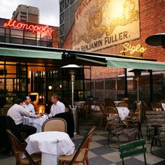 Siglo, Melbourne, Australia - the ultimate in roof top boozing :) Enjoy ... we do most Friday nights.