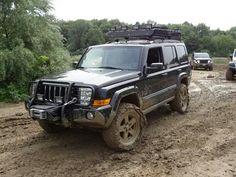 Jeep Commander Off Road