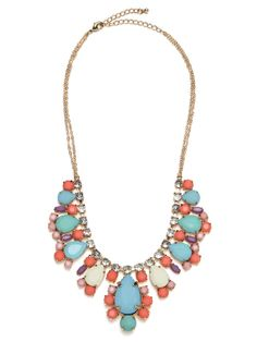 Fun colors.  This is part of the BaubleBar + Atlantic-Pacific Collection