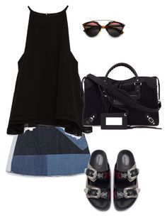 """""""Sin título #790"""" by wendylozano ❤ liked on Polyvore"""