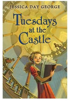 10 Summer Reading Books for Kids: Tuesdays at the Castle
