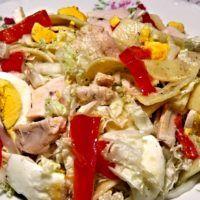Cobb Salad, Potato Salad, Potatoes, Chicken, Ethnic Recipes, Food, Diet, Cooking, Recipies