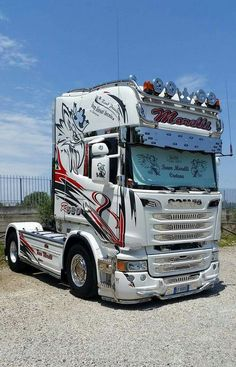 Scania Cabover