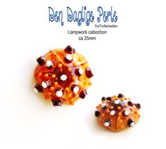 One of my cabs. Bead Shop, Stud Earrings, Beads, Handmade, Beading, Hand Made, Stud Earring, Bead, Pearls