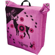 Morrell Pink Target - The Crush: A portion of the proceeds go to the fight against breast cancer - GO MORRELL!