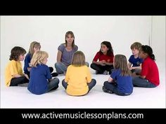 If you love these singing games videos and would like to have them all in one place with the song notations & explanation sheets please go to www. Gross Motor Activities, Music Activities, Preschool Music, Teaching Music, Music Lesson Plans, Music Lessons, Singing Games, Action Songs, Work Music