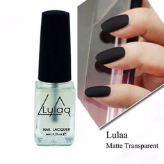 New Magic Super Matte Transfiguration Nail art gel Polish Top Coat Frosted Surface Oil Nail Art For Women Beauty AS142