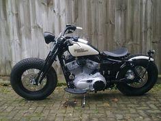 Harley Davidson Sportster Bobber XL838 Custom Show Bike 2006 Springer Forks
