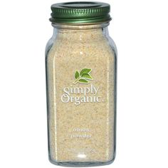 Simply Organic, Onion Powder, 3.0 oz (85 g)