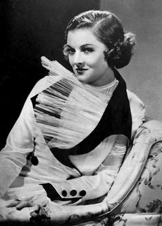 Myrna Loy: THAT outfit from The Thin Man
