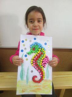 Resultado de imagen de proyectos de educacion infantil sobre el caballito de mar