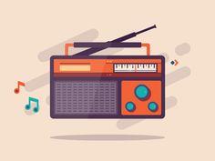 Radio by Jemis Mali