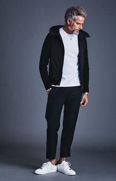Old Man Fashion, Older Mens Fashion, Urban Fashion, Cool Outfits, Casual Outfits, Men Casual, Fashion Outfits, Herren Outfit, Dapper Men