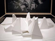 Tuñon Mansilla expo GSD. Museo de Cantabria / #model #architecture #design