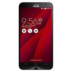 ASUS ZenFone 2 Unlocked Cellphone 64GB Red (U.S. Warranty)