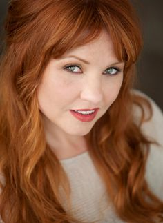 Jamie Marchi voice of ophelia (romeo x juliet), liz (soul eater), cana (fairy tail), and many others