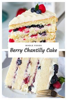 Berry Chantilly Cake, Chantilly Cake Icing Recipe, Chantilly Cake Recipe Hawaiian, Whole Foods Cake, Sweet Recipes, Whole Food Recipes, Birthday Cake Flavors, Diy Birthday Cake, 21st Birthday