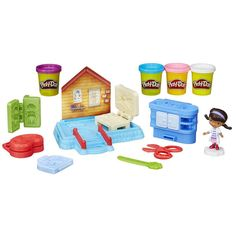 Play-Doh Doc's Clinic Featuring Disney Doc McStuffins