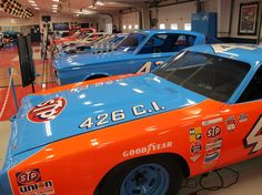 First stop leaving Raleigh was the Richard Petty Museum in Randleman, NC. Description from wheels.ca. I searched for this on bing.com/images