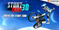 "Enter The Stunt Zone.. Be a Stunt Biker and perform!! Enjoy this Amazing Motorcycles stunt game ""Stunt Zone 3D"". Install on your ‪#‎Android‬ now: http://www.mobango.com/download-stunt-zone-3d-games-android/?track=Q106X2209&cid=1974960"