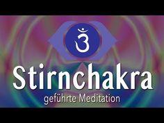 NEU - Stirnchakra [Ajna] Meditation ❂ das dritte/innere Auge öffnen | aktivieren | heilen - YouTube Chakra Meditation, Yoga Youtube, Qigong, Ayurveda, Coaching, Motivation, Film, Fitness, Wellness
