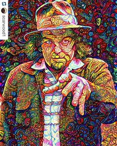 #Repost @scarwood1  Ah feel like ahcid... #captainbeefheart #donvanvliet #deepdream #googledeepdream #strictlypersonal #sonhouse #licked #a #stamp #ah #feel #like #ahcid #acid #lsd #drumbo #musicfromtheothersideofthefence #psychedelicart #trippyart #art #tripp #megalomaniac #shrooms #goodvibes #troutmaskreplica #mescaline #imaybehungrybutisureaintweird #stoner #frankzappa by google_deep_dream