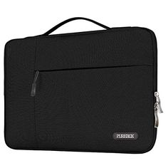 PUREBOX Laptop Sleeve 13-13.3 Inch Protective Carrying Case Bag for iPad Pro / MacBook Air / MacBook Pro Briefcase Handbag, Black 12.9 >>> undefined #LaptopBags