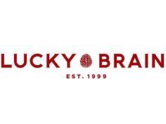"""LUCKY BRAIN"" by fabiangiles | Redbubble"