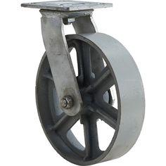 Swivel 1000 Lb. Capacity Steel Caster    Northern Tool + Equipment