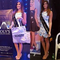 Jocelyn Mieles Miss International Ecuador 2017 en la entrega de premios.