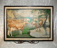 California Dairy Industry Advisory Board by DownInTheBasement, $126.00