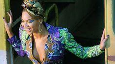 Beyoncé wearing a wrap http://jfrassini.com For head wraps