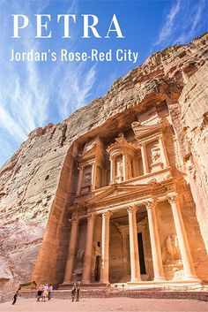 There's far more to Petra - a massive archaeological site - than the famous Treasury.
