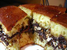 Martabak Manis (Indonesian Sweet Thick Pancake)