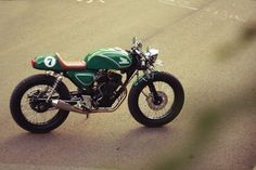 Garage Project Motorcycles - Saw another great bike on Instagram and asked for...