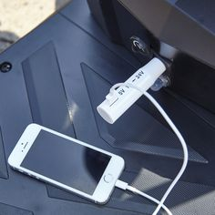 Enabling you to charge your essential wherever you go the Smart USB Adaptor and Charger simply connects to your mobility scooter to provide these devices with power.