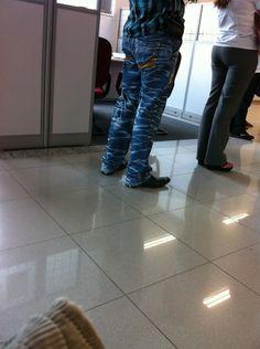 Ugliest Pants Ever
